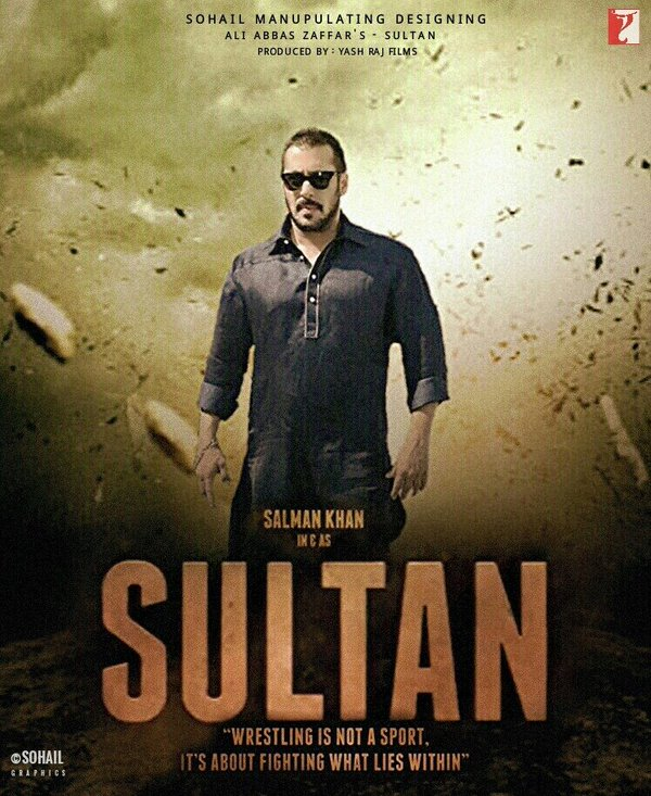 Sultan (2016) Hindi Movie Download HEVC Mobile 100MB 3GP