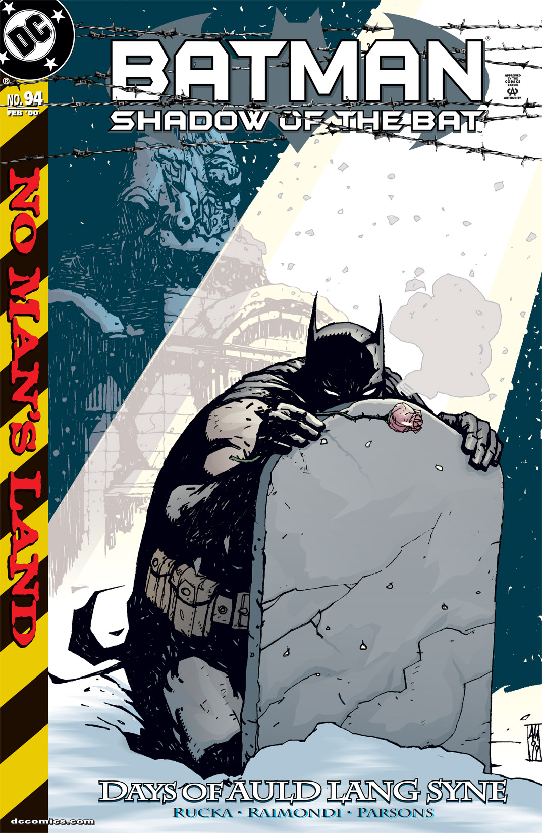 Batman: Shadow of the Bat 94 Page 1