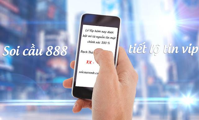 Soi cau 888 tiết lộ tin Vip lô đề chuẩn xác