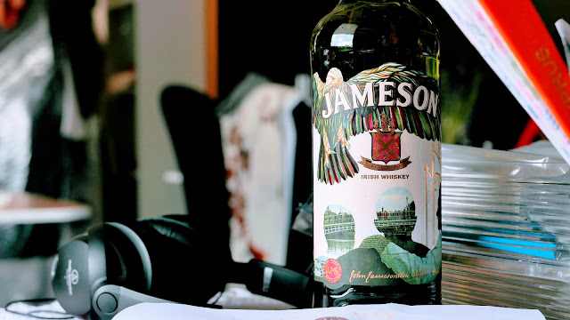 Whiskey triplu distilat Jameson în  ediție limitată