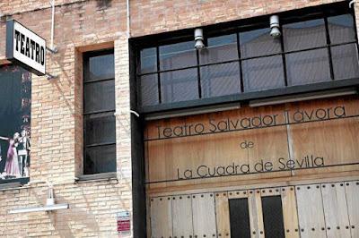 Teatro Salvador Távora de Sevilla la Cuadra de Sevilla, teatro en Sevilla capital