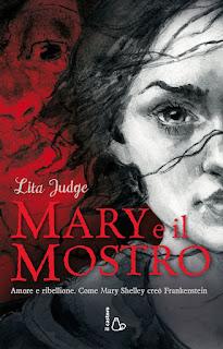 copertina Mary e il mostro Lita Judge