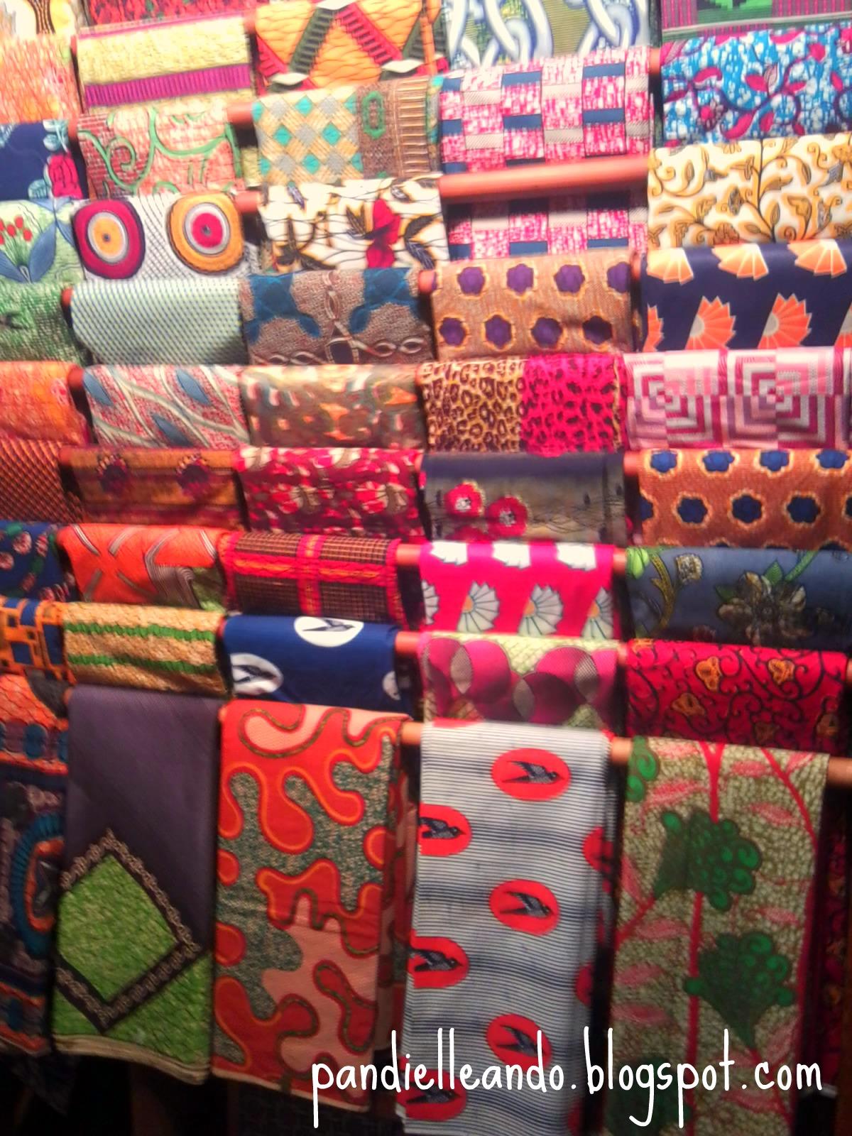 Pandielleando de telas por barcelona - Telas africanas barcelona ...