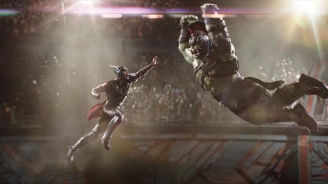 O que acontece no filme de Thor?