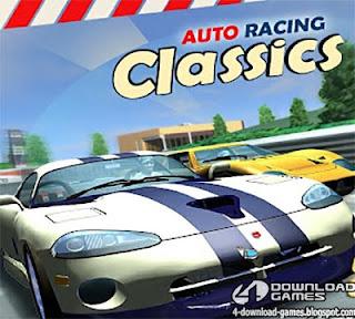 لعبة سباق السيارات الكلاسيكية Auto Racing Classics