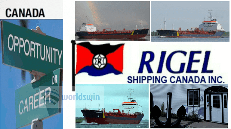Job Vacancies in Rigel Company Canada - worldswin | Find