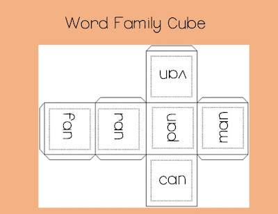 Using word families to help emergent readers make connections is the perfect match. Here are a variety of word families activities.