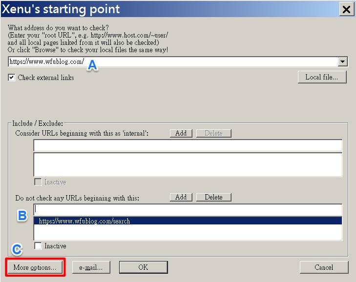 web-broken-link-checker-4.png-各種「網頁失效連結」檢測工具評價分析及使用心得