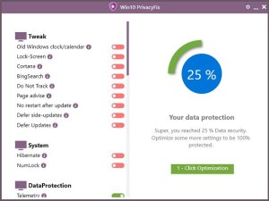 Abelssoft Win10 PrivacyFix 2.0 Full Version