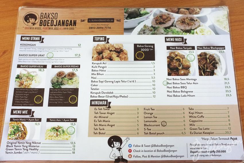 Jelajah Informasi Kuliner Bakso Di Bandung