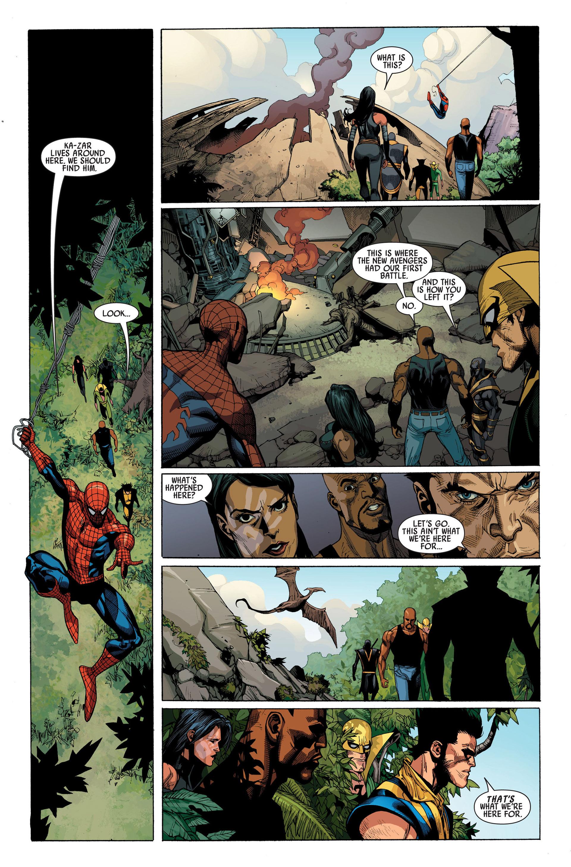 Read online Secret Invasion comic -  Issue #1 - 16