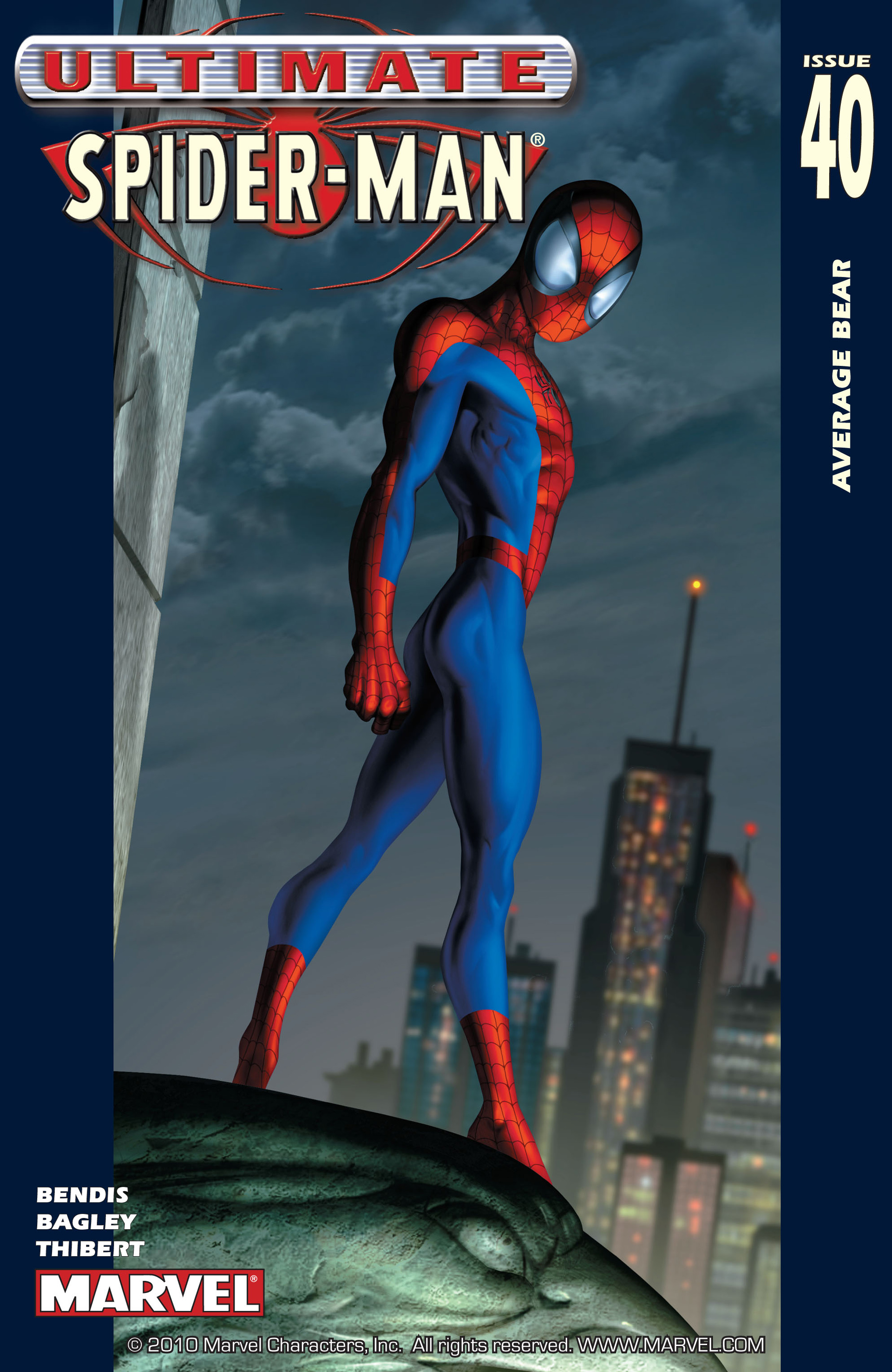 Read online Ultimate Spider-Man (2000) comic -  Issue #40 - 1