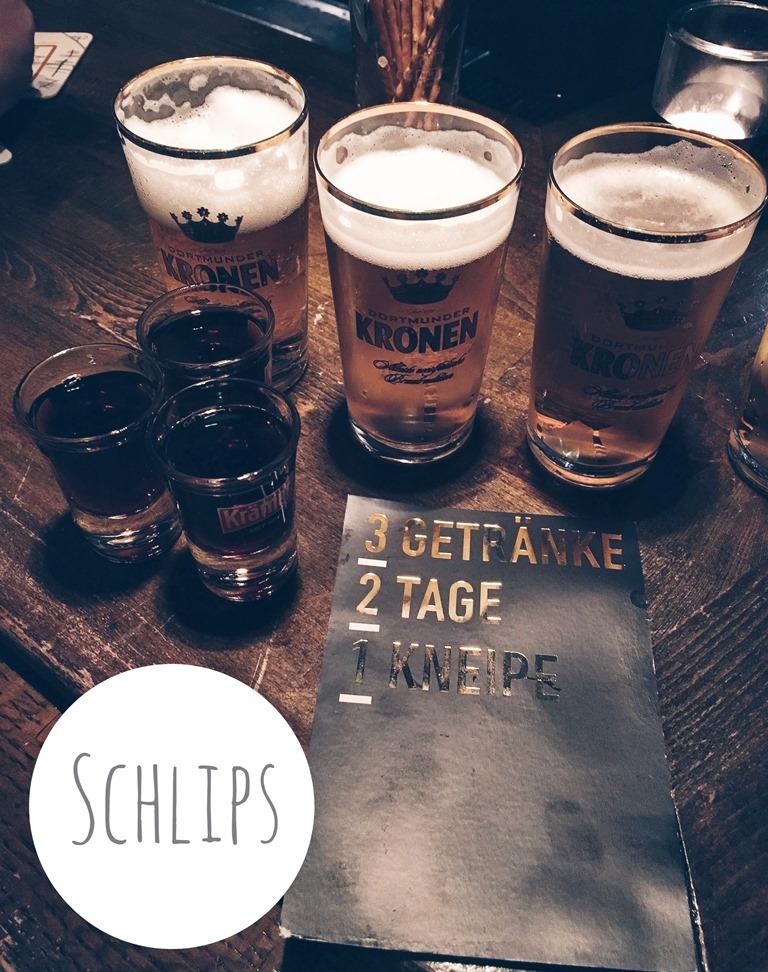 Kneipe Bar Zum Schlips Dortmund, Wochenendtrip Ruhrgebiet, Cafés und Bars in Dortmund Innenstadt, Brückstraße, Kreuzviertel, ausgehen in Dortmund