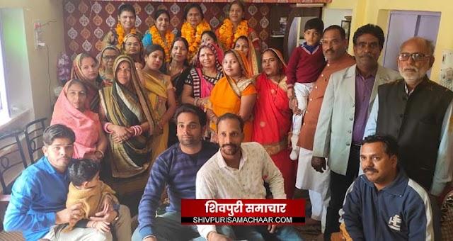 समाज के विकास में भी महिलाओं की हो अहम भूमिका- प्रदेशाध्यक्ष सीमा राठौर | Shivpuri News