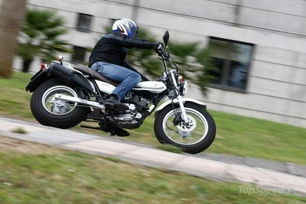 Blog Of The Biker 🏍 Fat Tire Enduro Trial Revival Suzuki