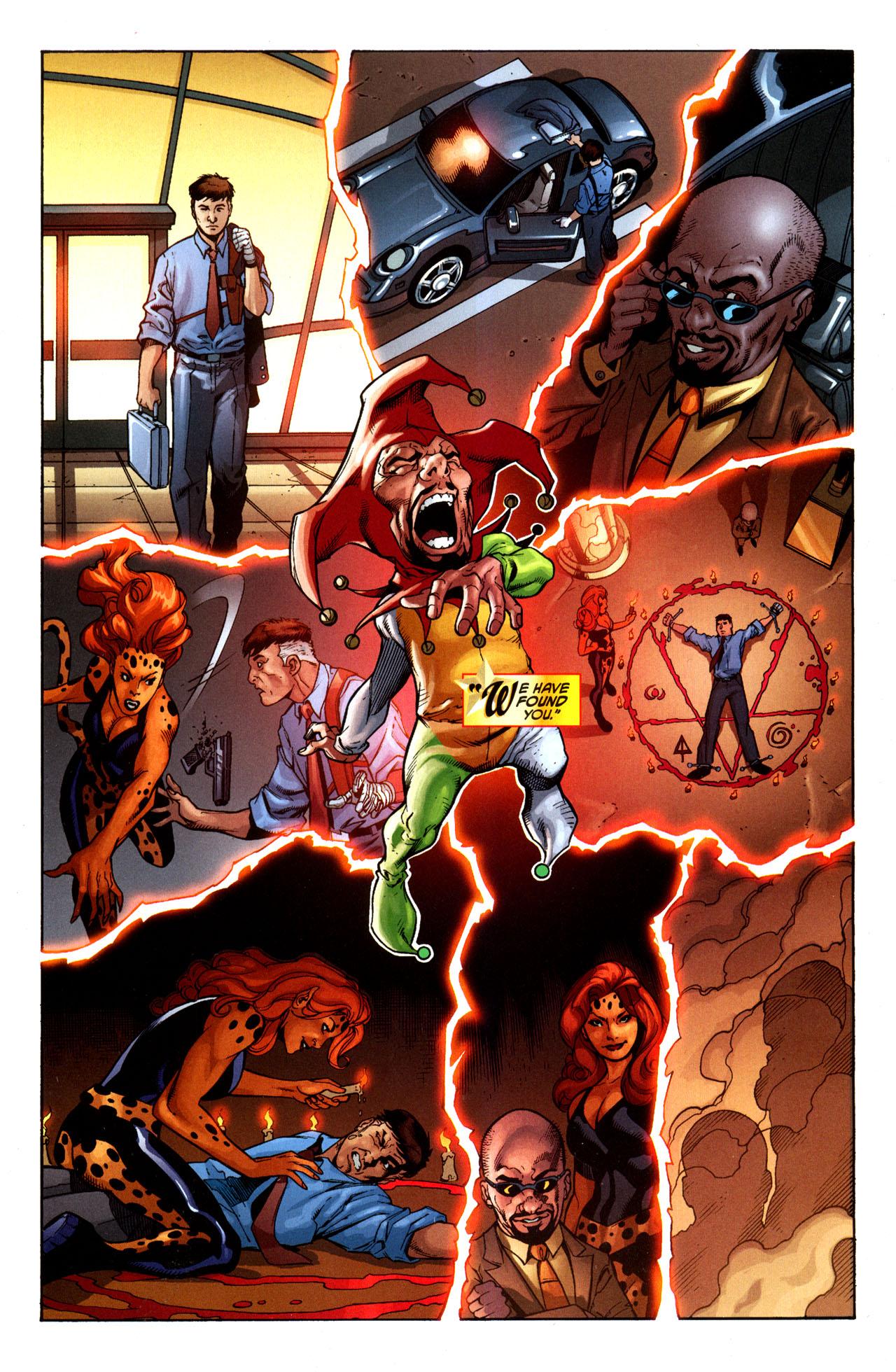 Read online Wonder Woman (2006) comic -  Issue #35 - 10