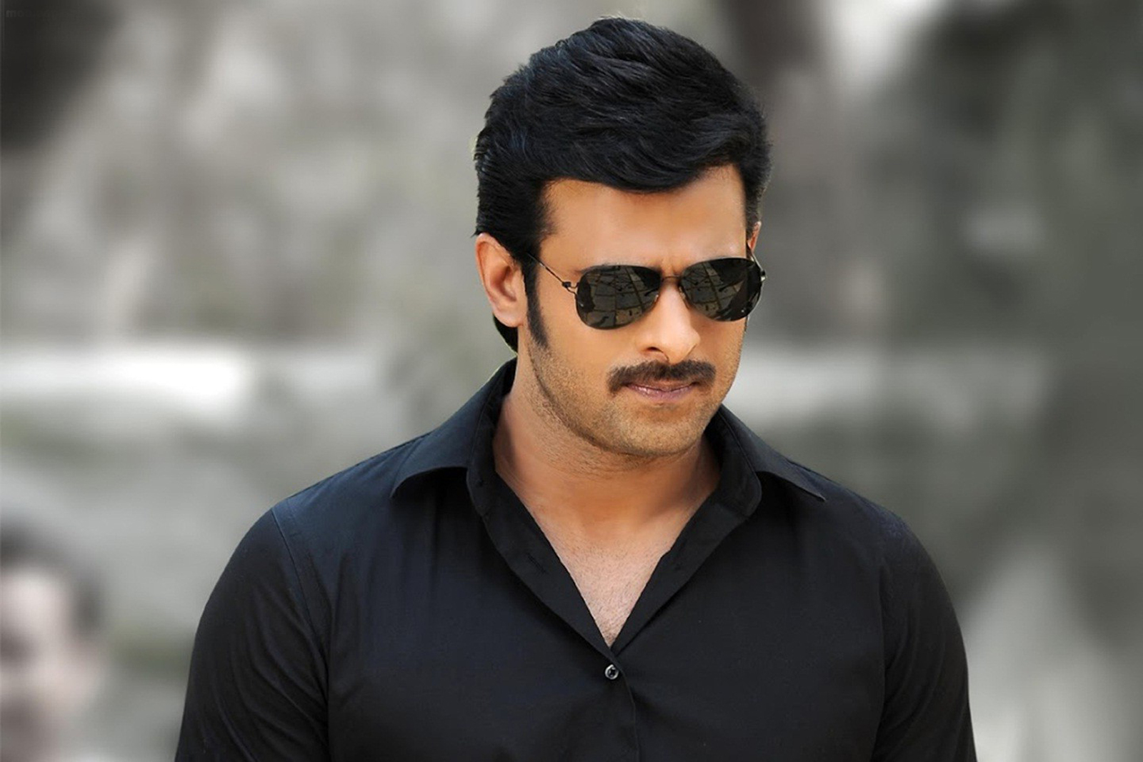 Handsome Prabhas In Black Shirt And Goggle Hd Wallpaper: Beautiful Prabhas Full HD Photo And Wallpapers Gallery 2019