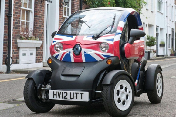 metronome renault twizy electric urban vehicle. Black Bedroom Furniture Sets. Home Design Ideas