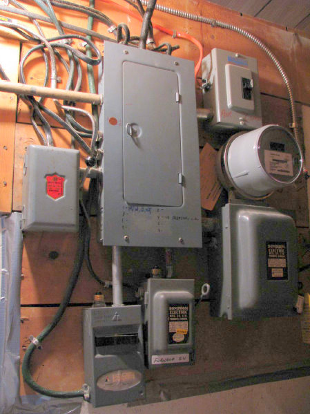 electrical contractor to install new panel and pass ESA inspection in LaSalle 226-783-4016