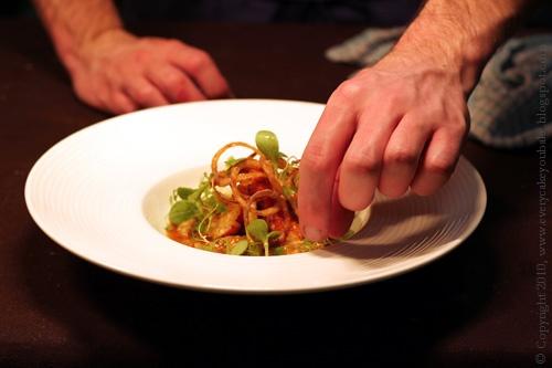 restauracja Le Champignon Sauvage, Cheltenham - z wizytą u mistrza