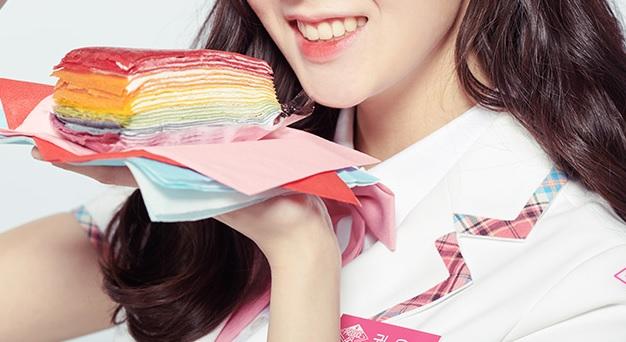This Produce48 Trainee Looks Like Red Velvet's Irene
