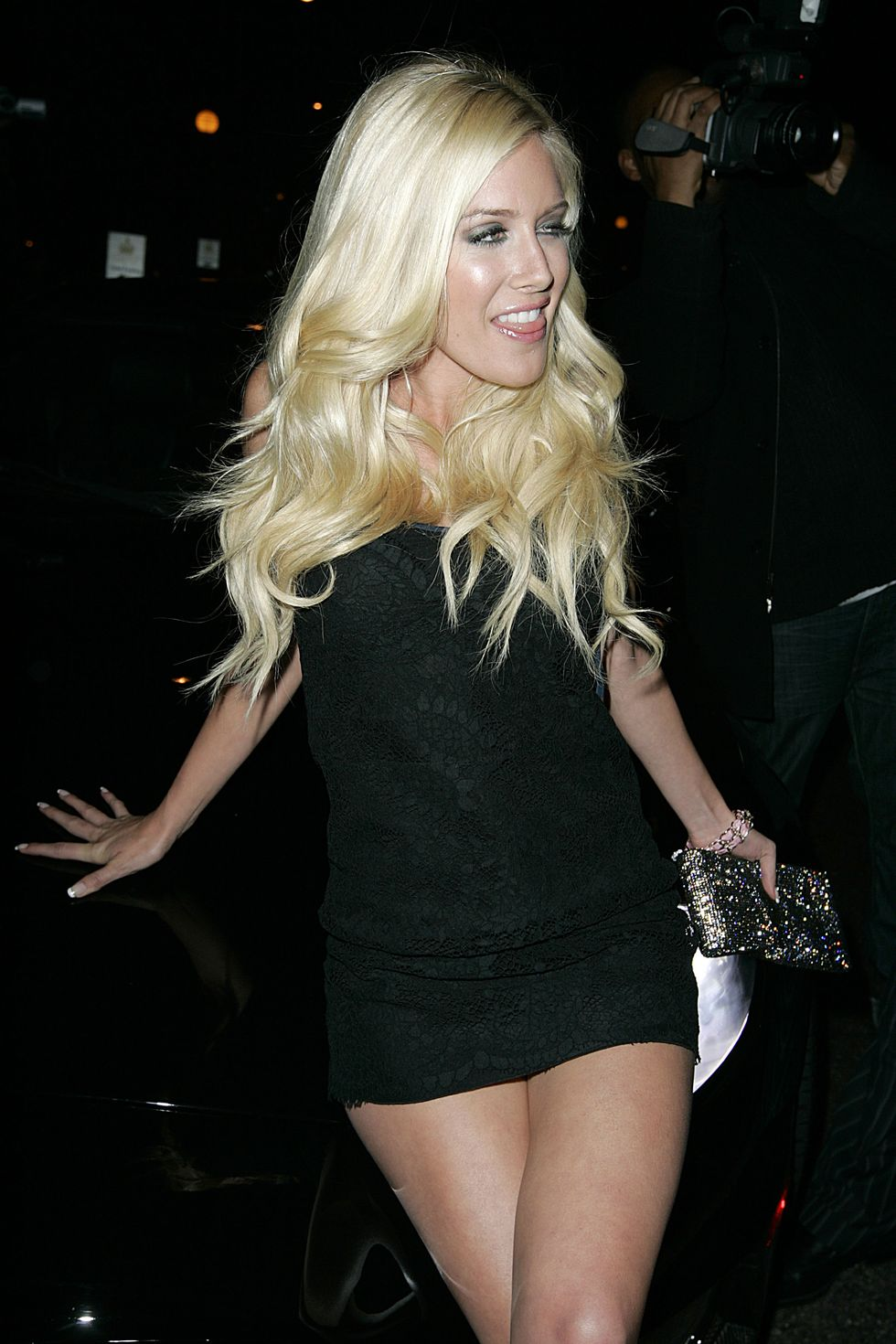 "Heidi Montag shows off her hot ""surgery accomplished"" body ..."