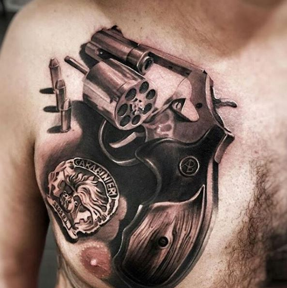 50+ Cool Gangster Tattoos For Females (2019)