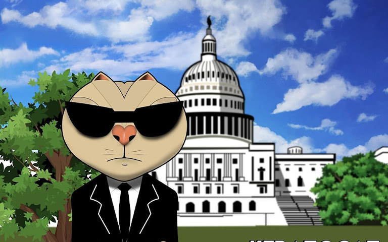 Keratocat at the Capitol: National Keratoconus Day