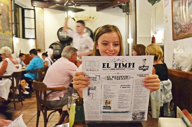 Travel   Andalusien Roadtrip   Málaga - Restaurant-Tipp Bodegas El Pimpi   luziapimpinella.com