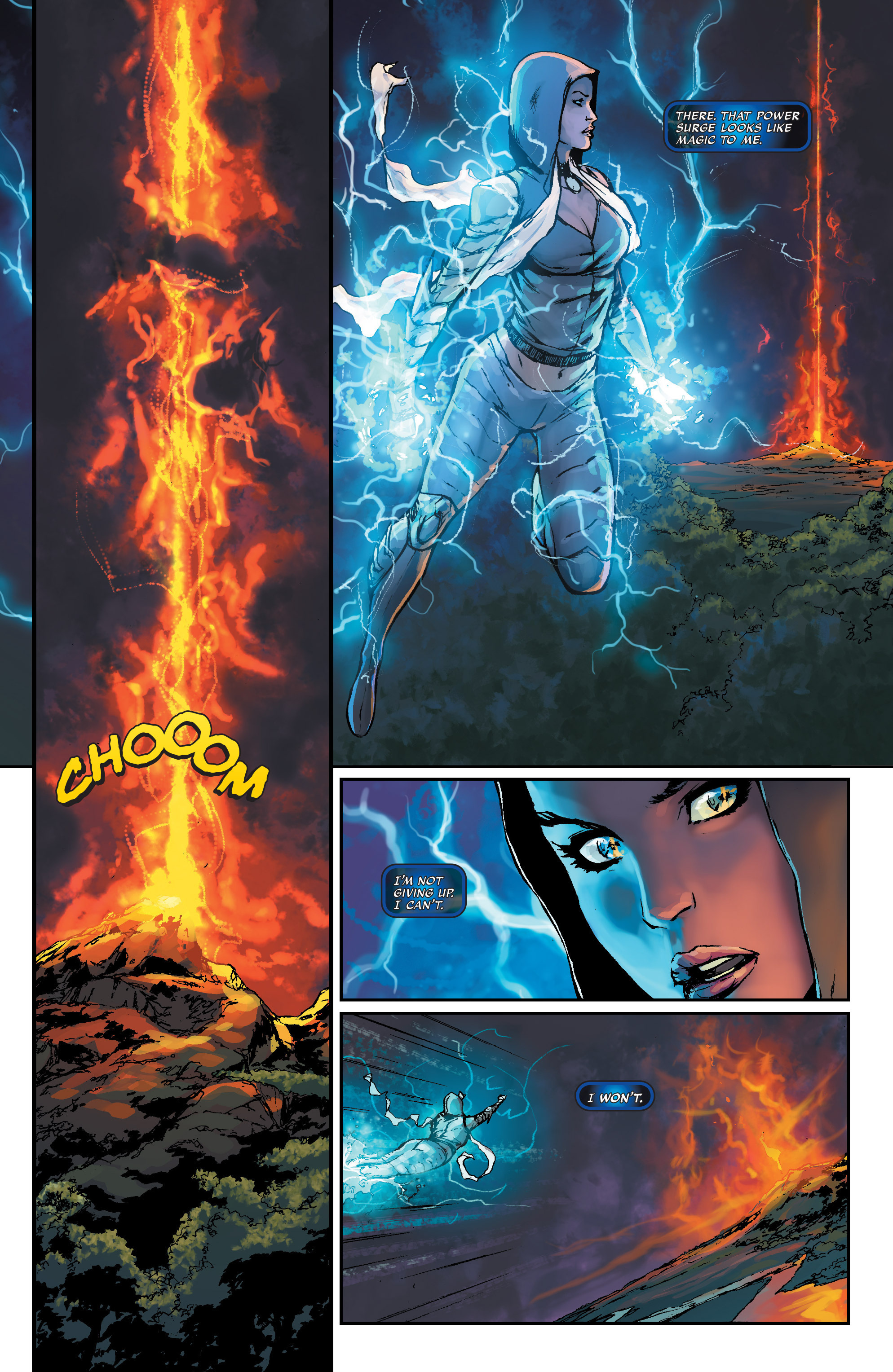 Read online Aspen Universe: Revelations comic -  Issue #5 - 8