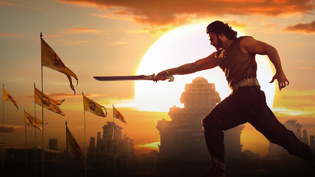 Scene from Bahubali the Conclusion