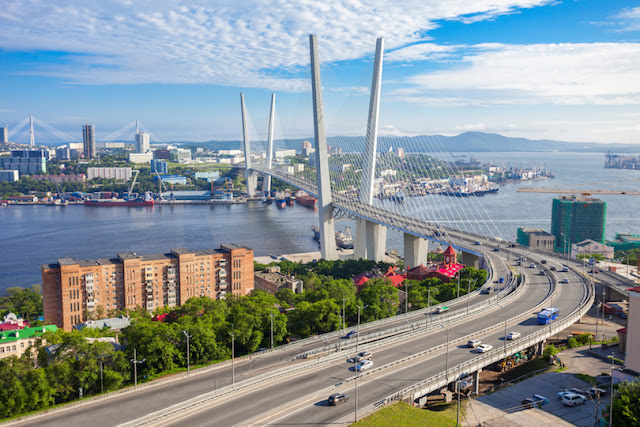 Vladivostok,Best Cities to Visit in Russia