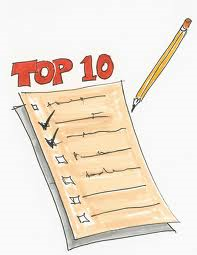 list - Staying Efficient and Getting Things Accomplished