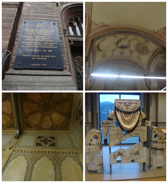 Nova Sinagoga/Neue Synagoge, Berlim
