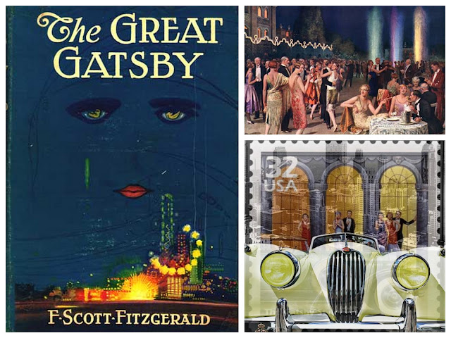 an analysis of rich people in the great gatsby a novel by f scott fitzgerald