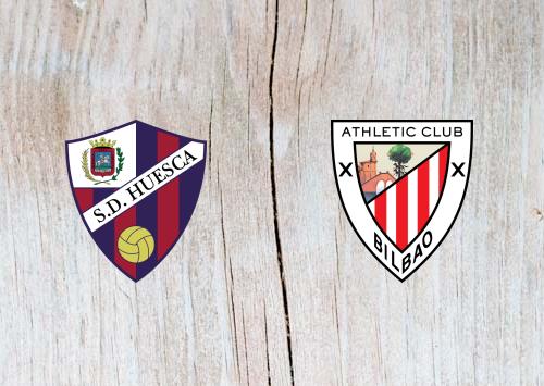 SD Huesca vs Athletic Bilbao - Highlights 05 December 2018