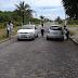 Campanha contra doenças sexualmente transmissíveis na estrada da Vila do Sol