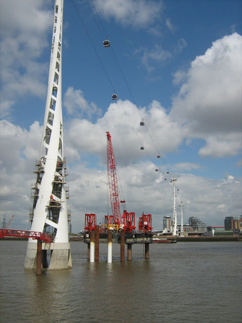 Greenwich Cable Car View