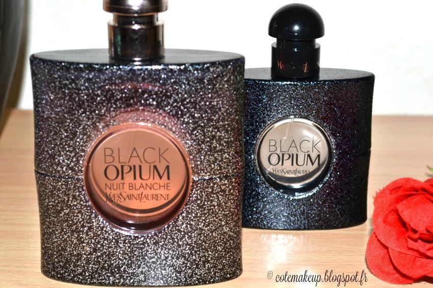 Black Opium Nuit Blanche Avis cotemakeup.blogspot.fr