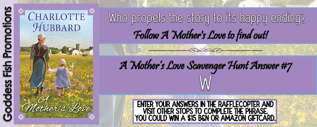 A Mother's Love Scavenger Hunt Answer #7: W