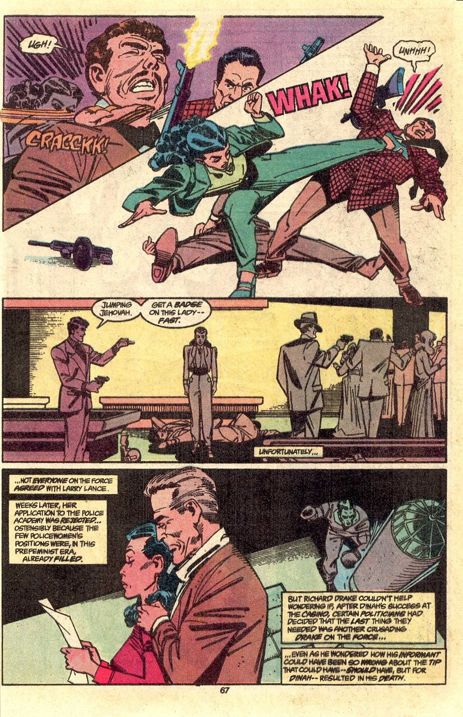 Read online Secret Origins (1986) comic -  Issue #50 - 70