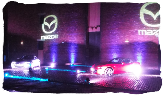 VIP MX-5 RF Preview Event