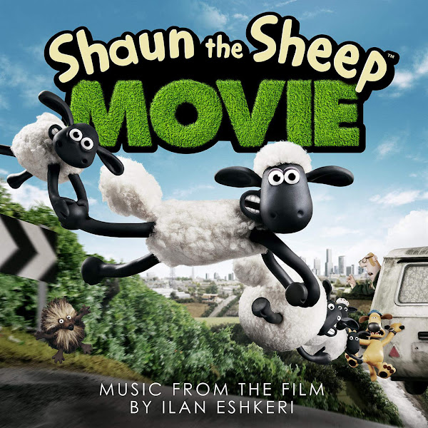 Various Artists - Shaun the Sheep Movie (Original Motion Picture Soundtrack) Cover