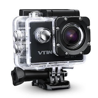 BEST PRICE VicTsing Full HD Action Camera WIFI 2.0 Inch 1080P Sport Camera £49.99