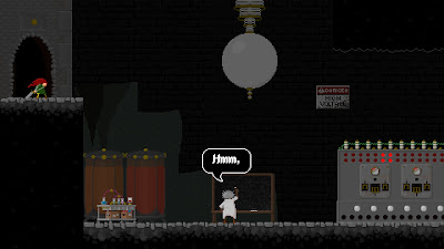 Mable And The Wood Game Screenshot 8