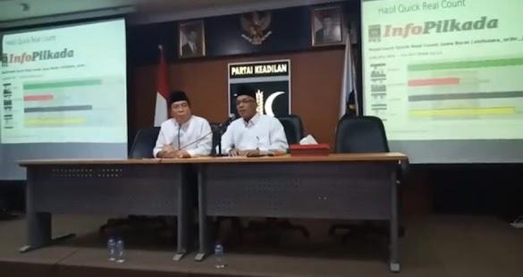 Real Count PKS Diumumkan, Ini Hasil Pilgub Jabar