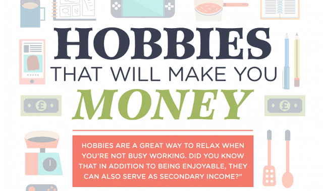 Hobbies That Will Make You Money