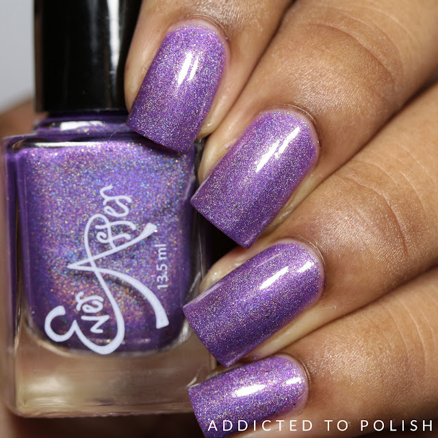 Ever After Polish I've Got a Dream Swatches