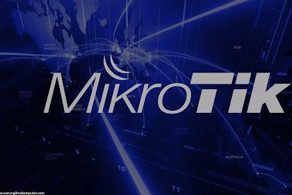 Cara Menghubungkan MikroTik Ke Internet | EVE-NG