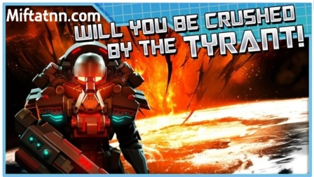 Game Strategi Kartu Online Android Tyrant Unleashed APK